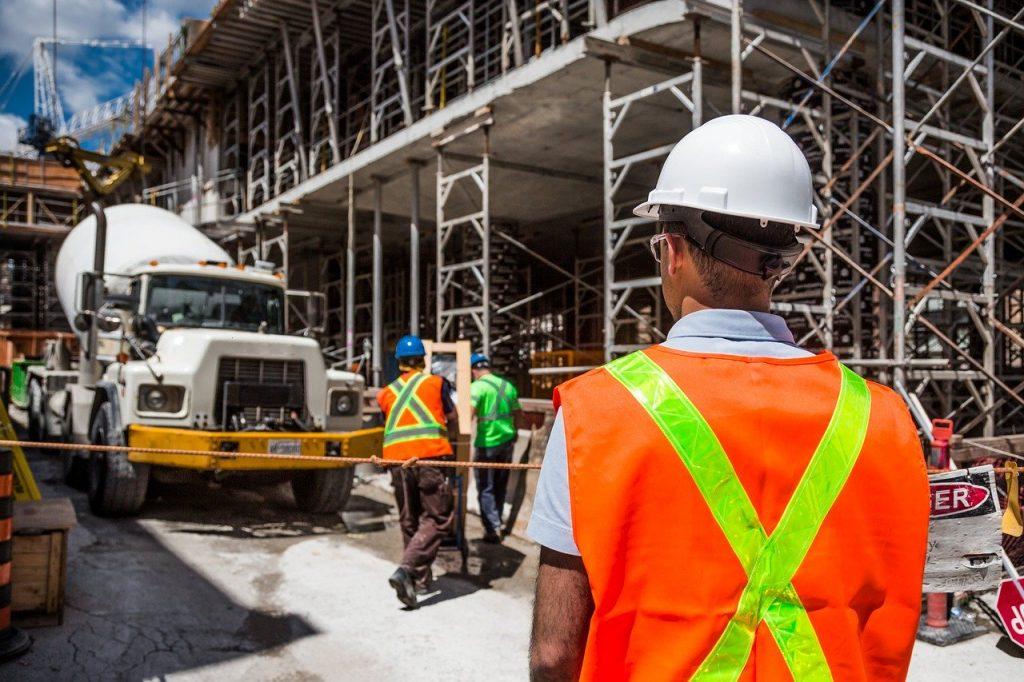Digitalisierung der Bauindustrie