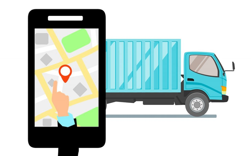 GPS-Tracker-LKV