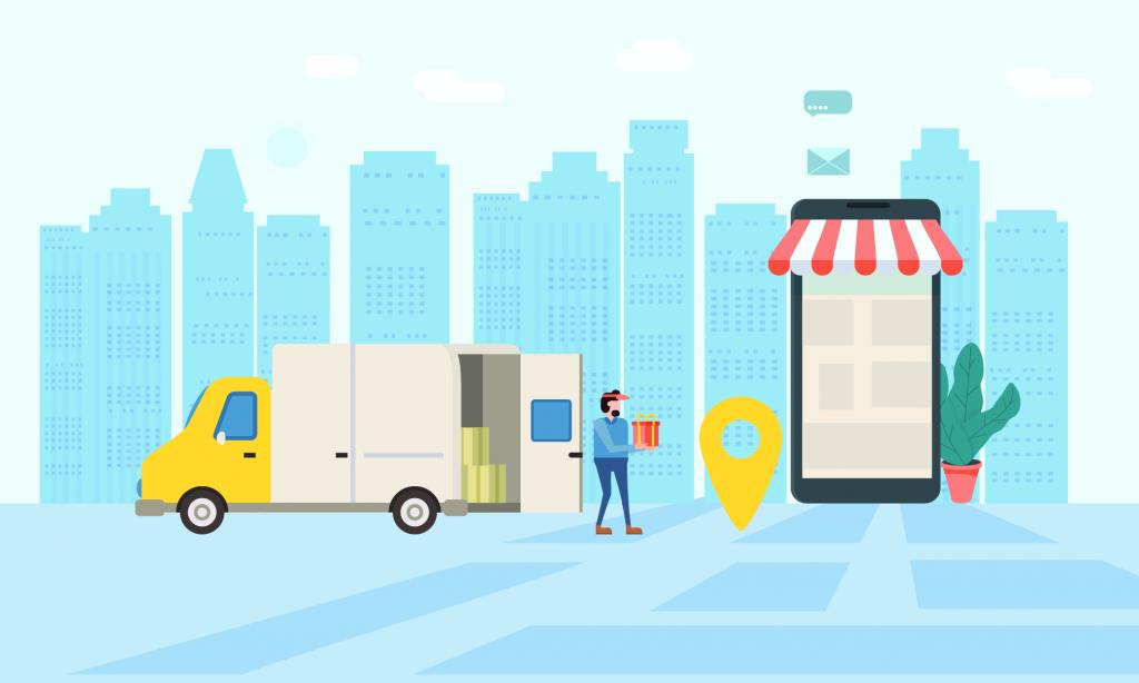 Digitalisierte Logistik mit deutscher Qualität